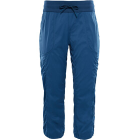 The North Face W's Aphrodite Capri Blue Wing Teal